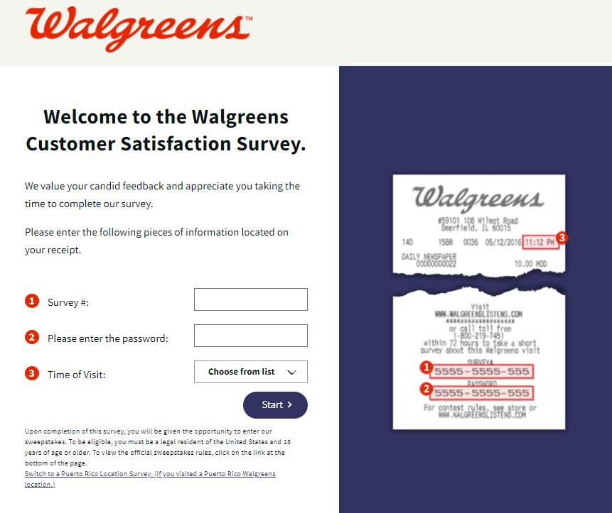 WalgreensListens.com